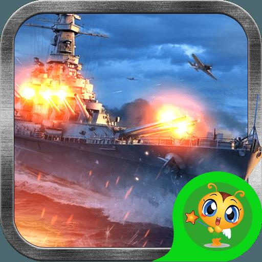 战舰大世界商场版